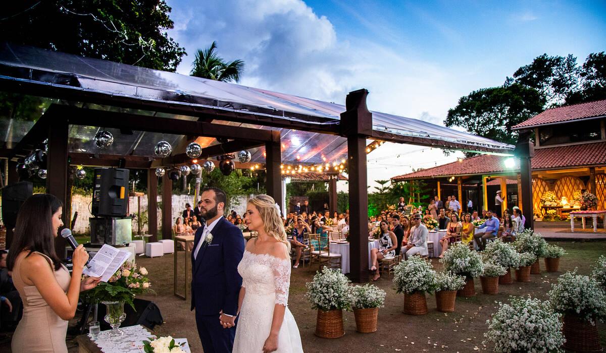 Casamento de Cynthia & Bruno