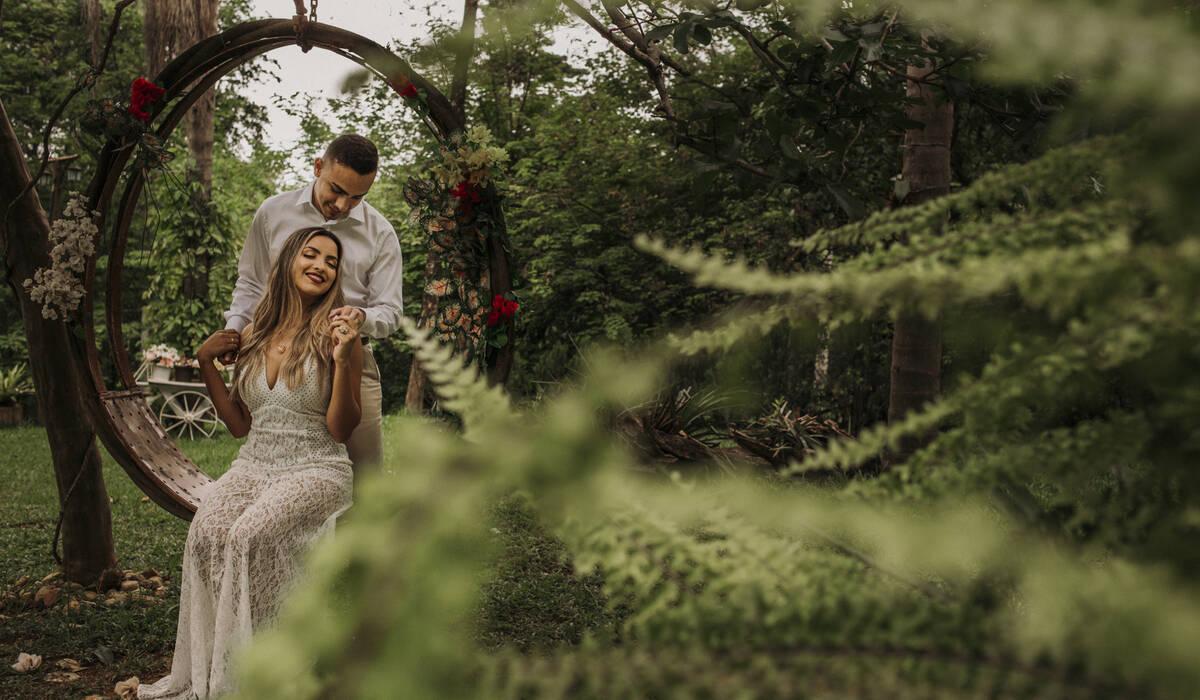 Pré Wedding de Kênia & Emanuel