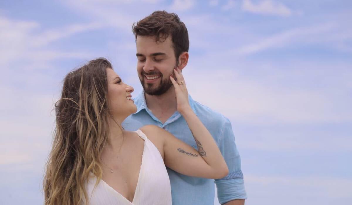 Camila e Wesley de Ensaio | Pré-Wedding