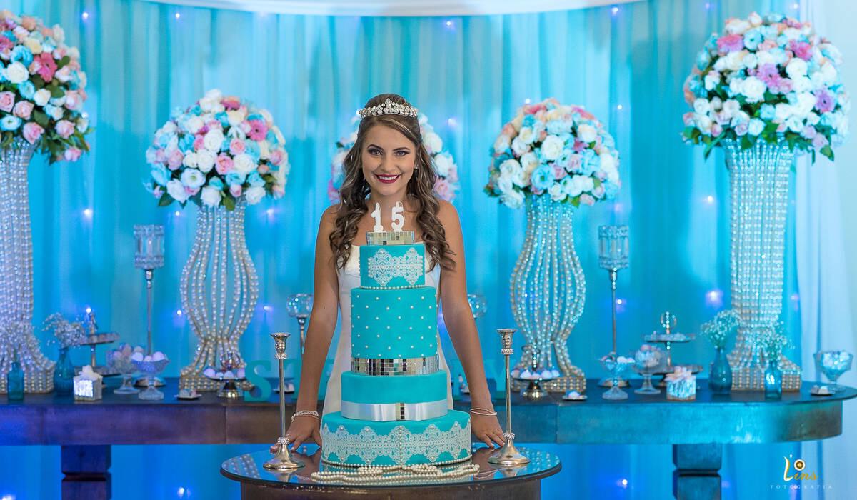 Debutante de Stephany Amorim - 15 Anos
