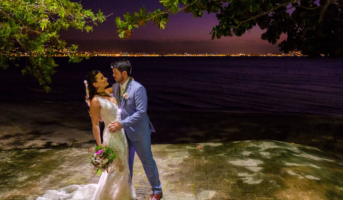 casamento de Ana e Chico