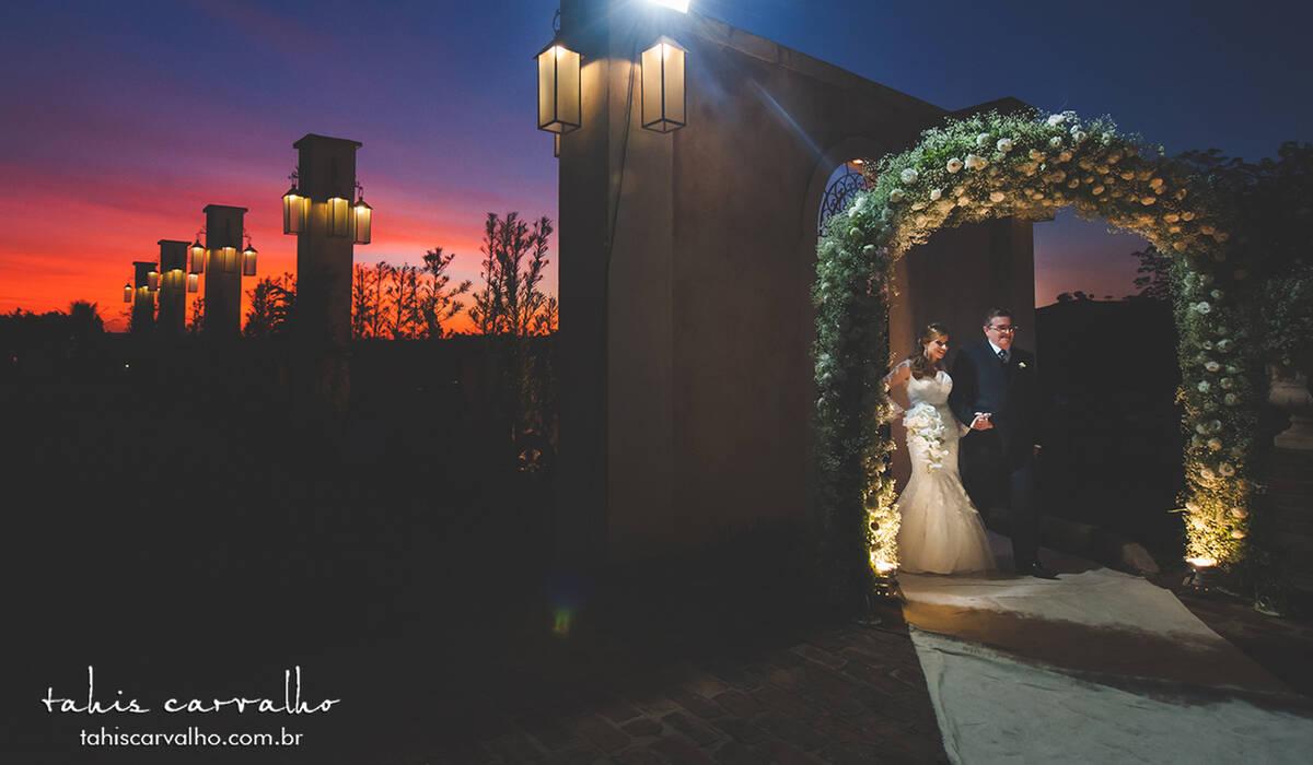 Casamentos de Fernanda e Leo