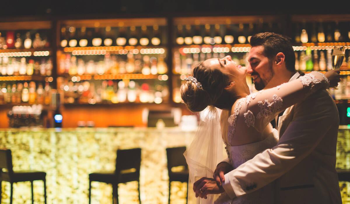 Casamento de Aline e Gabriel