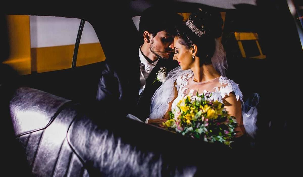 Casamentos de Mari e André