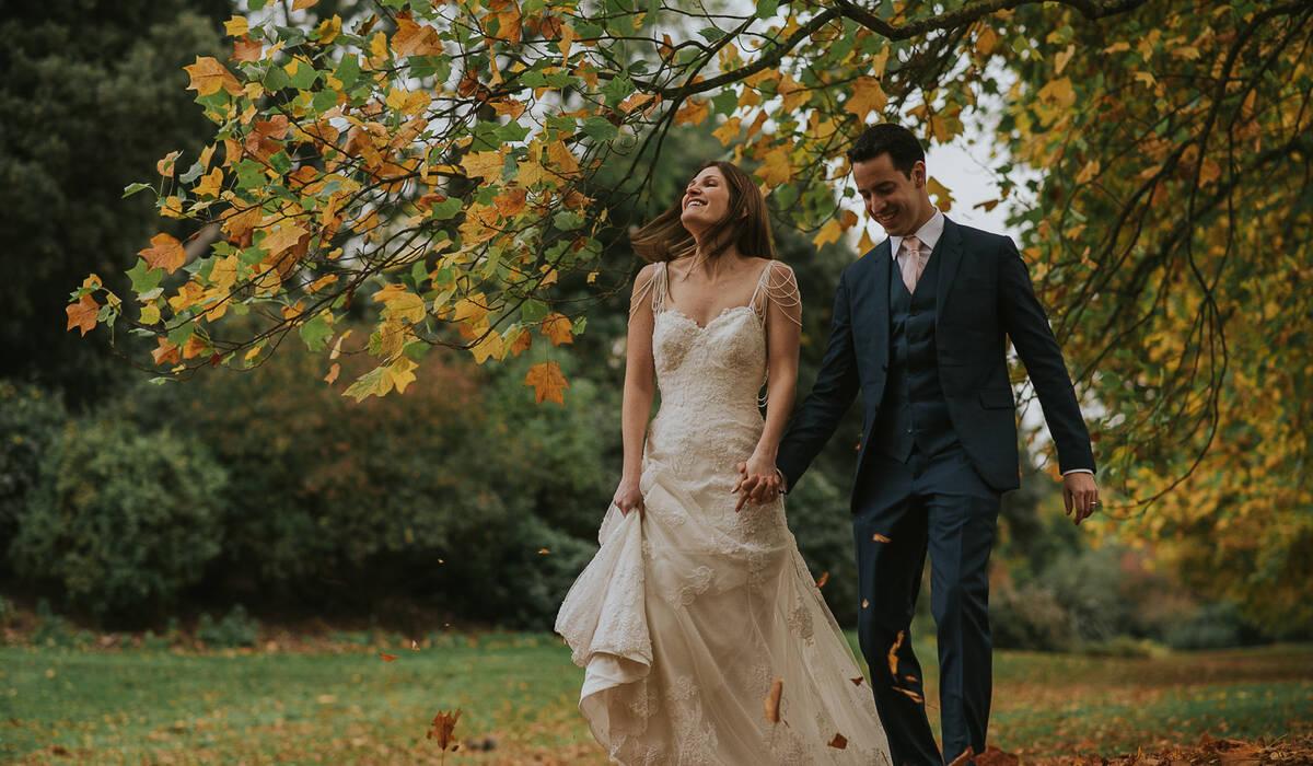 Trash the dress de Amanda e George