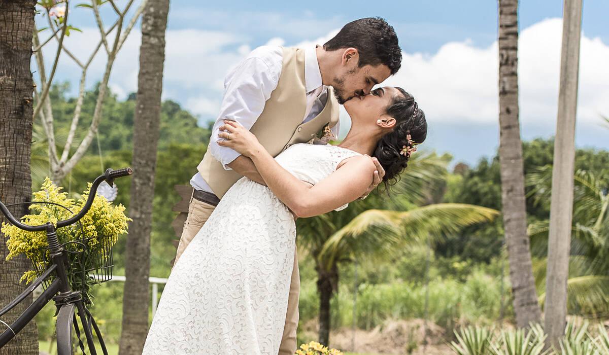 Casamento de João e Camila