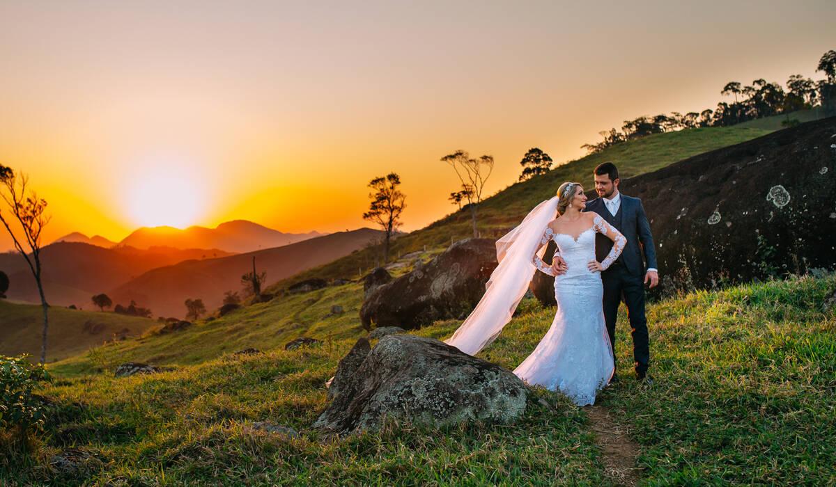 Casamentos de Maria Clara e Raul
