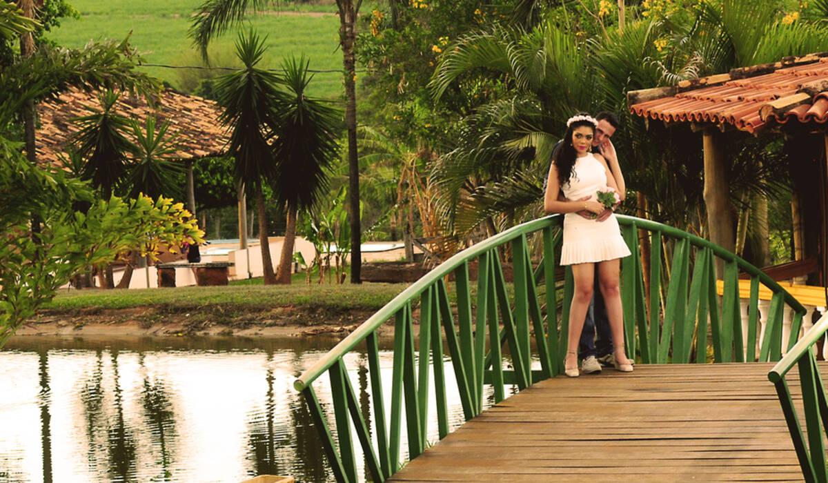 Ensaio Pré Casamento de Pamela e Willian