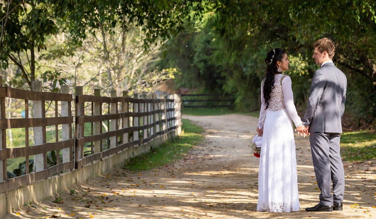 Casamento de Deborah e Anderson