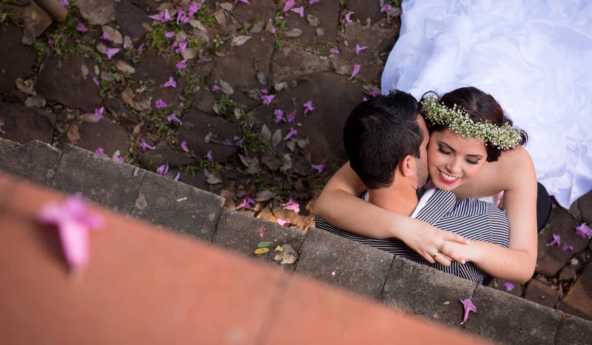 Ensaio pré wedding de Mariana e Gesner