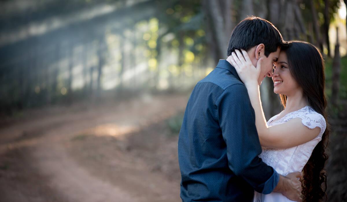Ensaio pré casamento de Débora e Henrique