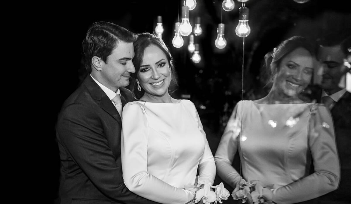 Casamento de Thainara e Luiz Fernando