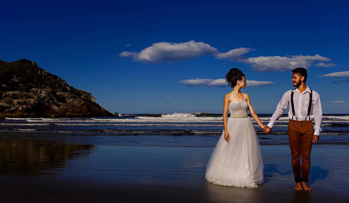Elopement Wedding de Kaio e Daniella