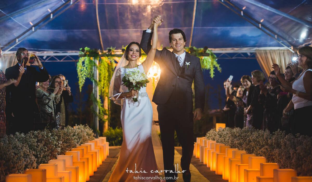 Casamento de Priscila e Eduardo