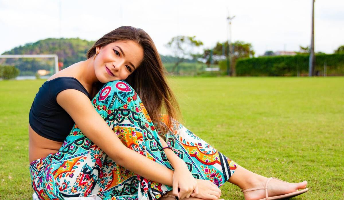 Ensaio 15 anos de Maria Júlia