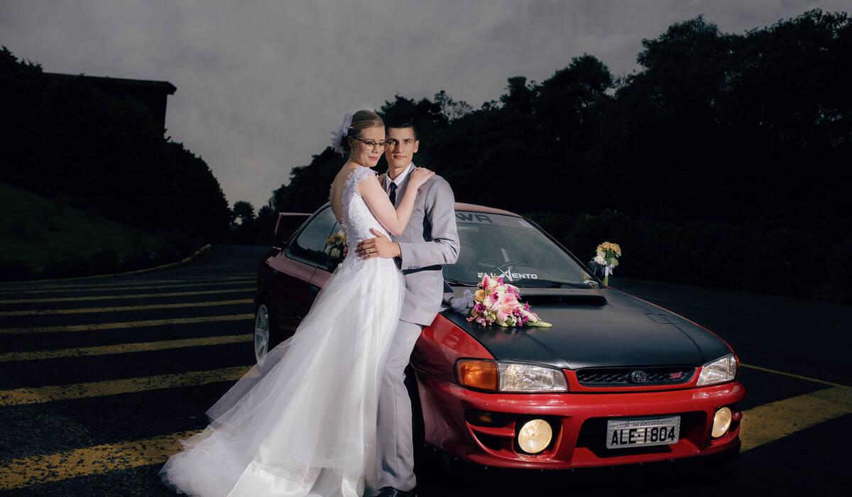 Casamentos de Cristina & Bruno