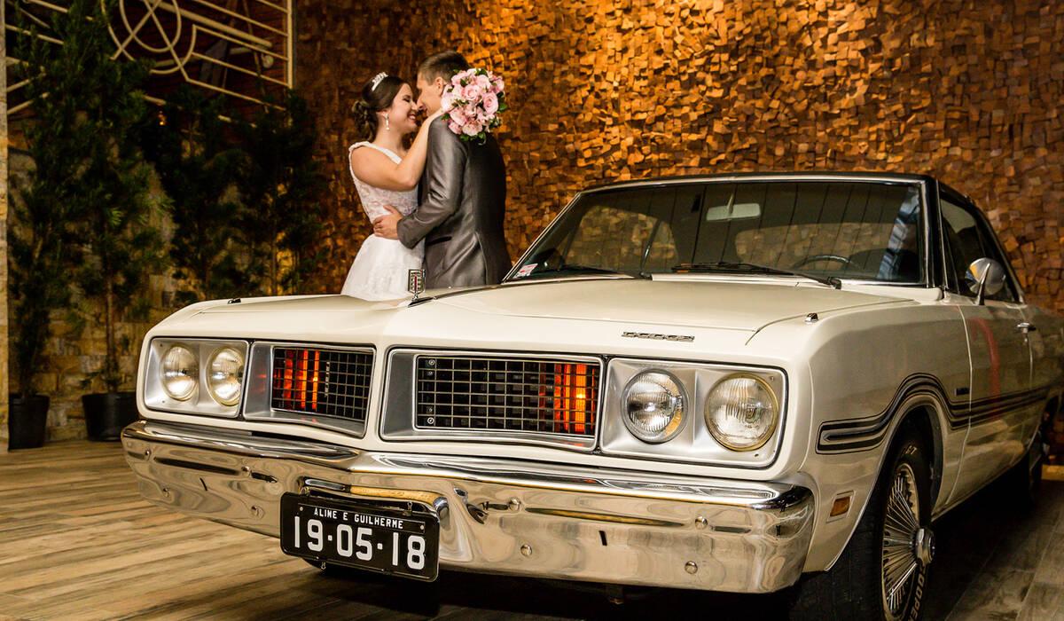 Casamento  de Aline & Guilherme