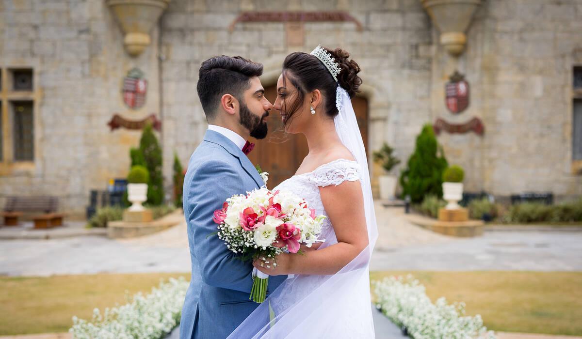 Casamento de Janaina e Fernando