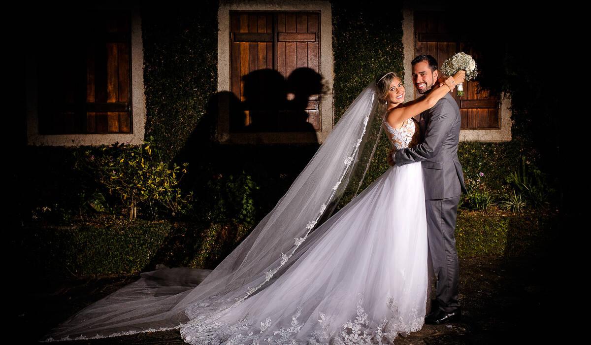 Casamento de Erica e Rafael