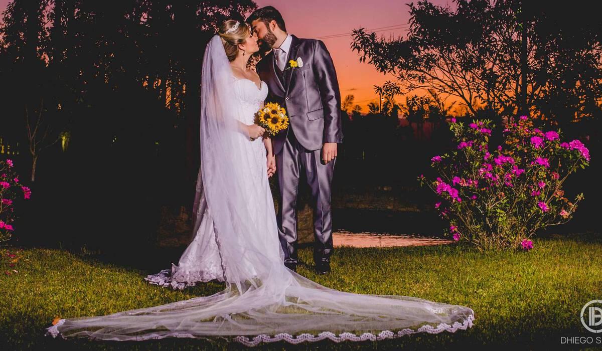 Casamentos de Juliana e Rodrigo