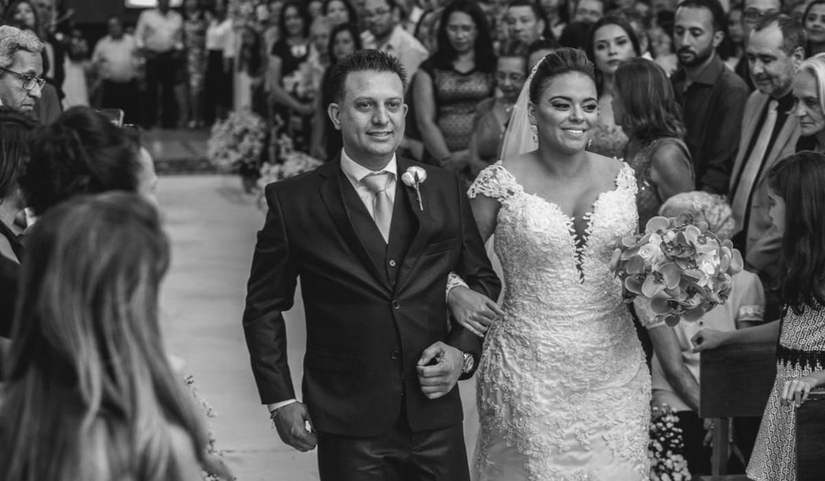 Casamento de Juliana e Eduardo