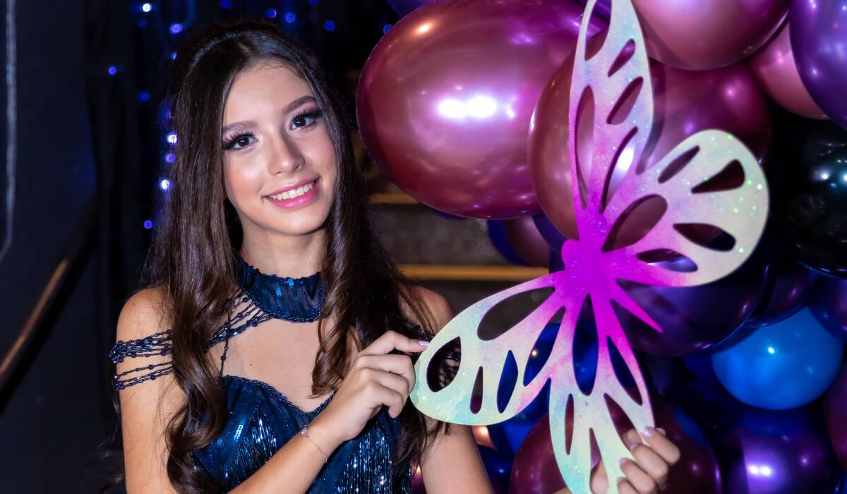 Aniversário de 15 anos de Júlia Antunes