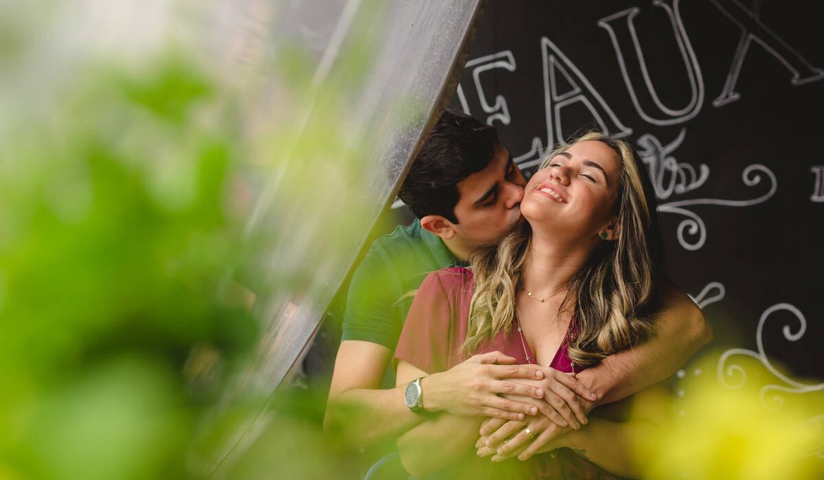 Sessão dos Noivos de Luciana e Rafael