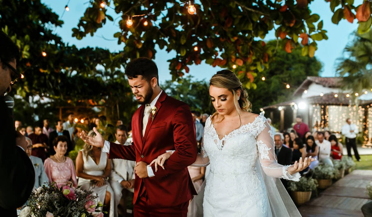 Wedding de Gabriel e Andressa