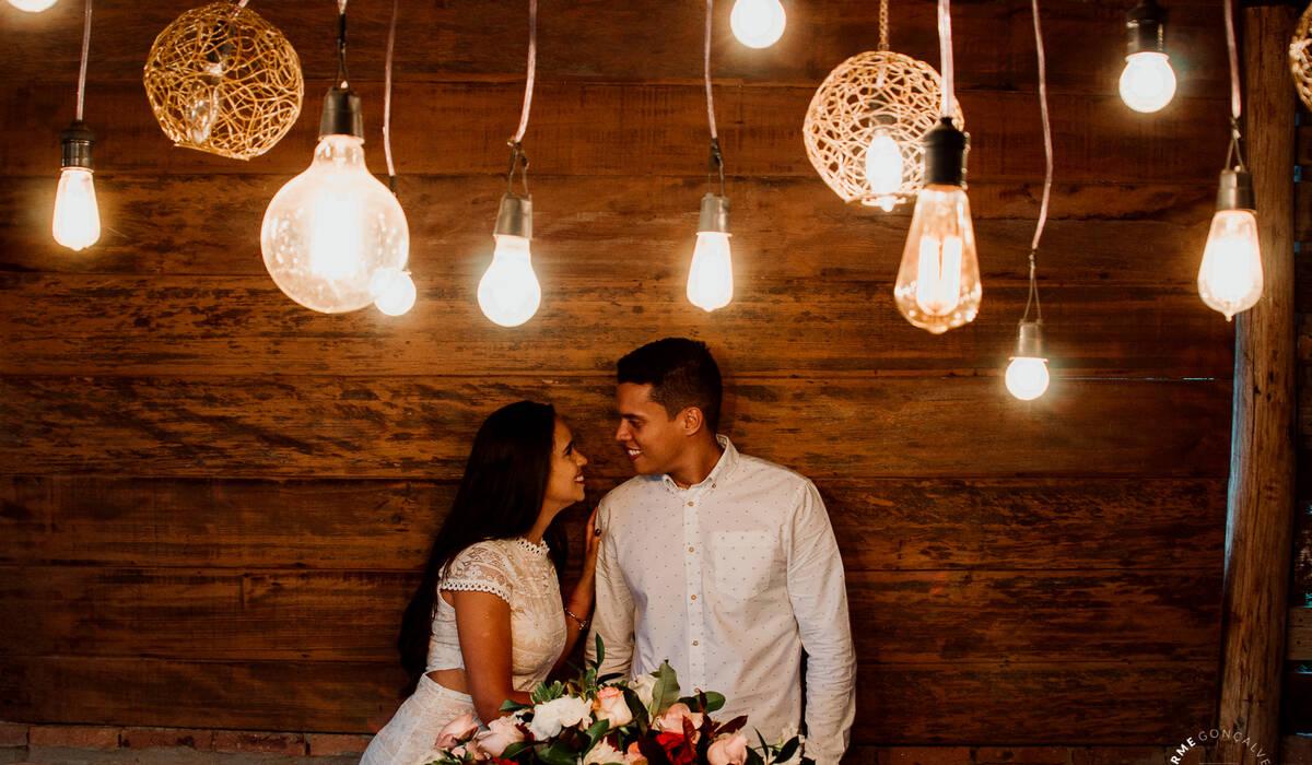 Pré Casamento de Taci + Edu