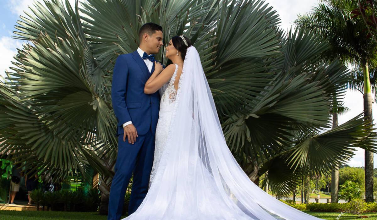 Casamento de Taci + Edu