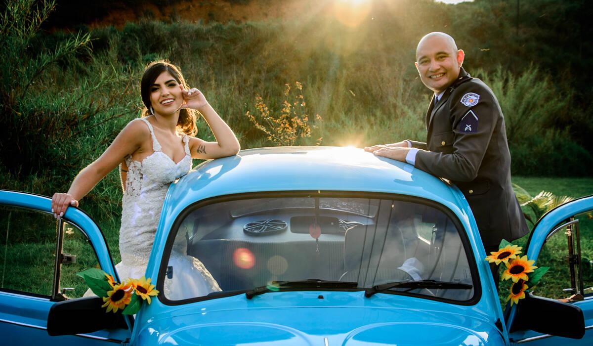Casamento de Margarelli & Matheus