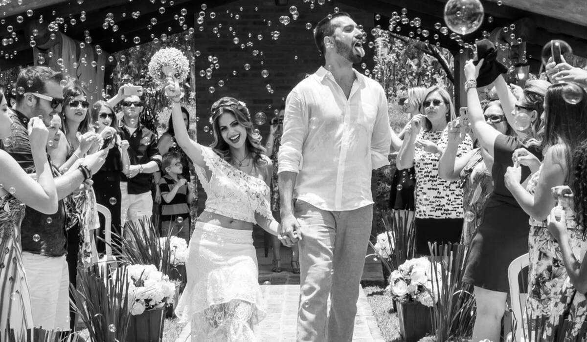 Casamento de Mel e Raul