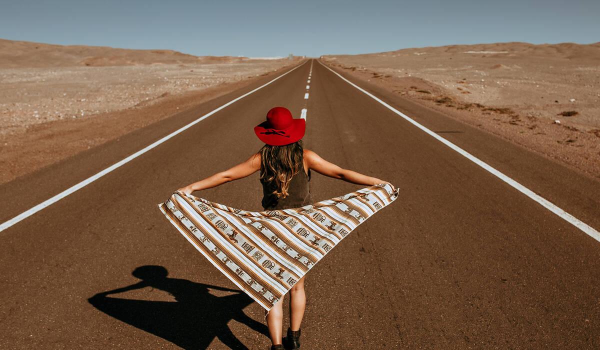 Coleção Outono / Inverno 2018 de Atacama