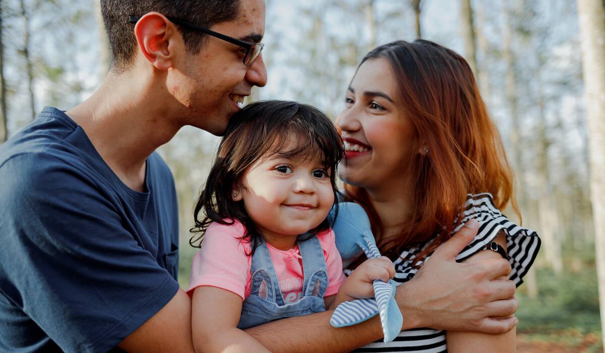 Ensaio Familia de Rhaizer e Felipe+Rebeca