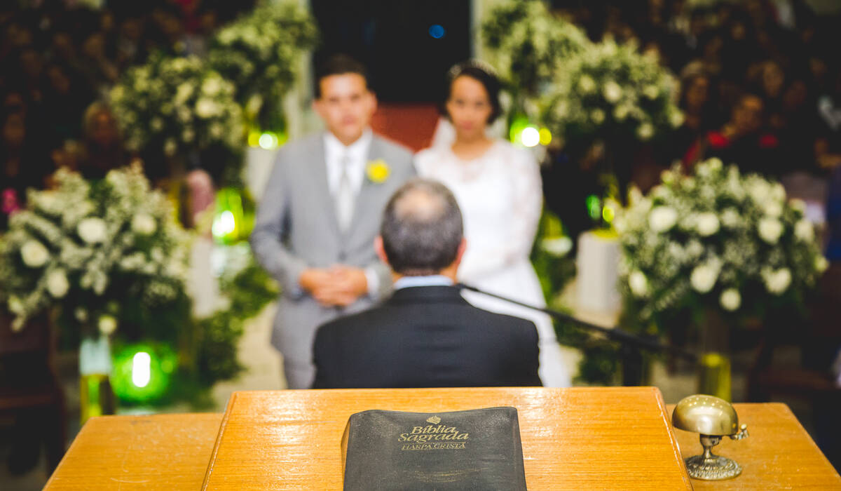 casamento de Crislene & Jackson