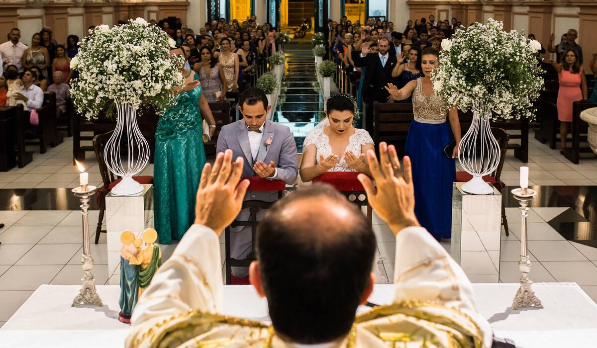 Casamento de Jessica & Pedro