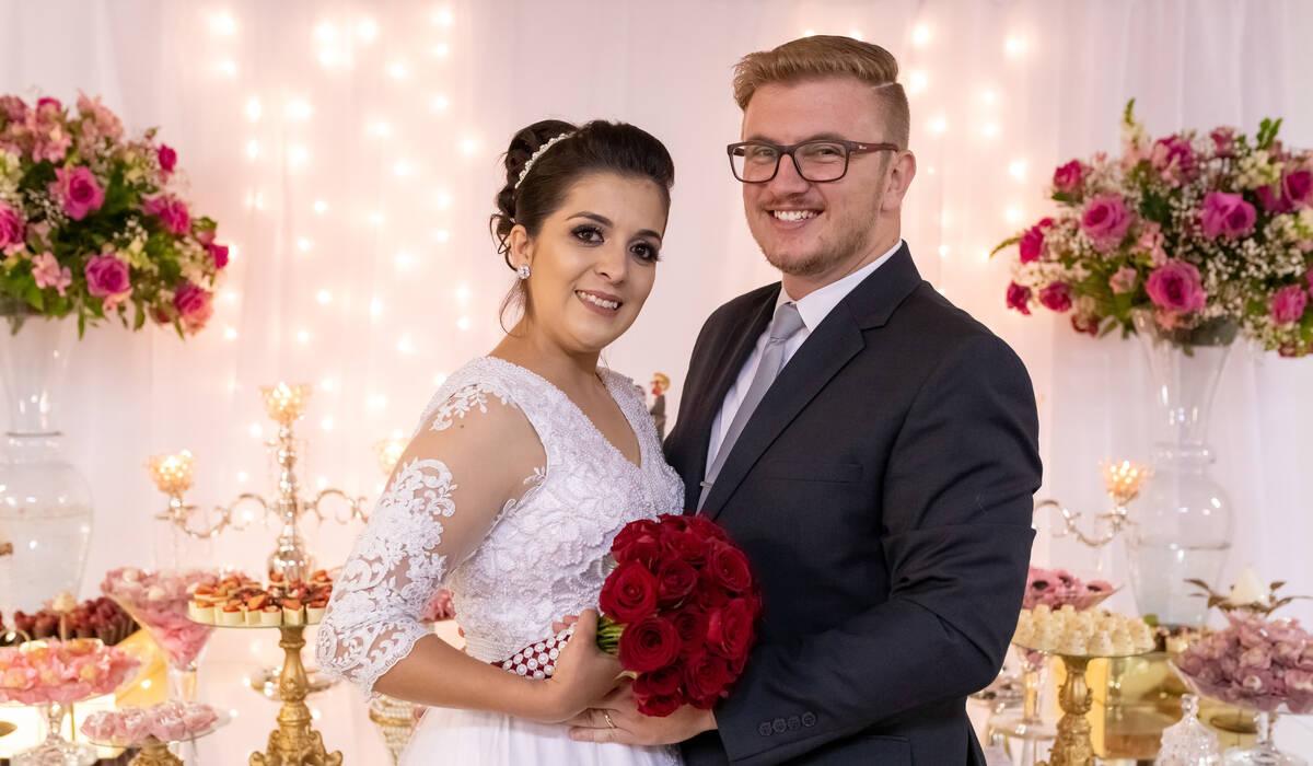 Casamento de Lilian e Rafael