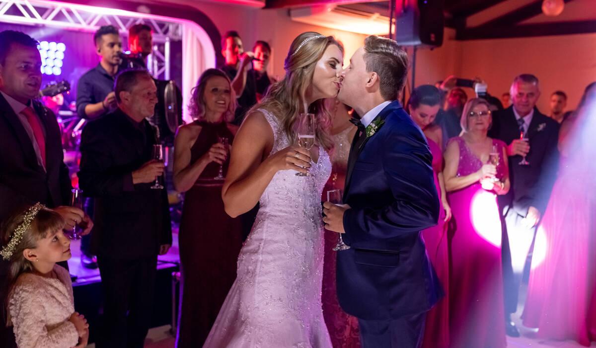 Casamento de Pâmela e Djonata