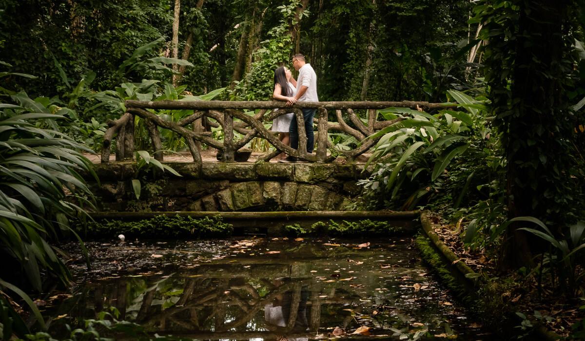 Pré-Casamento de Clarissa & Caio