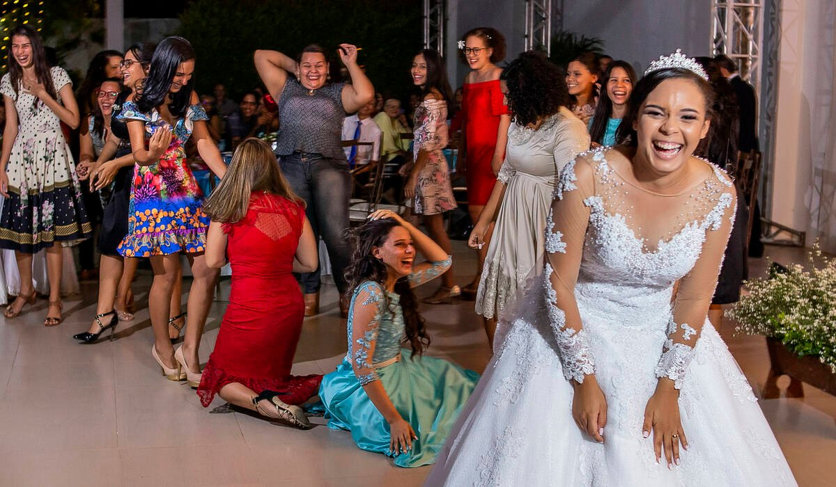 Casamento de Ericka & Levi