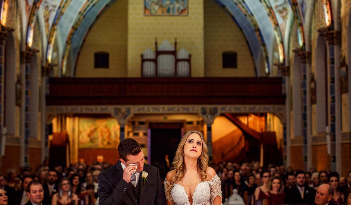 Casamento de Suelen e André