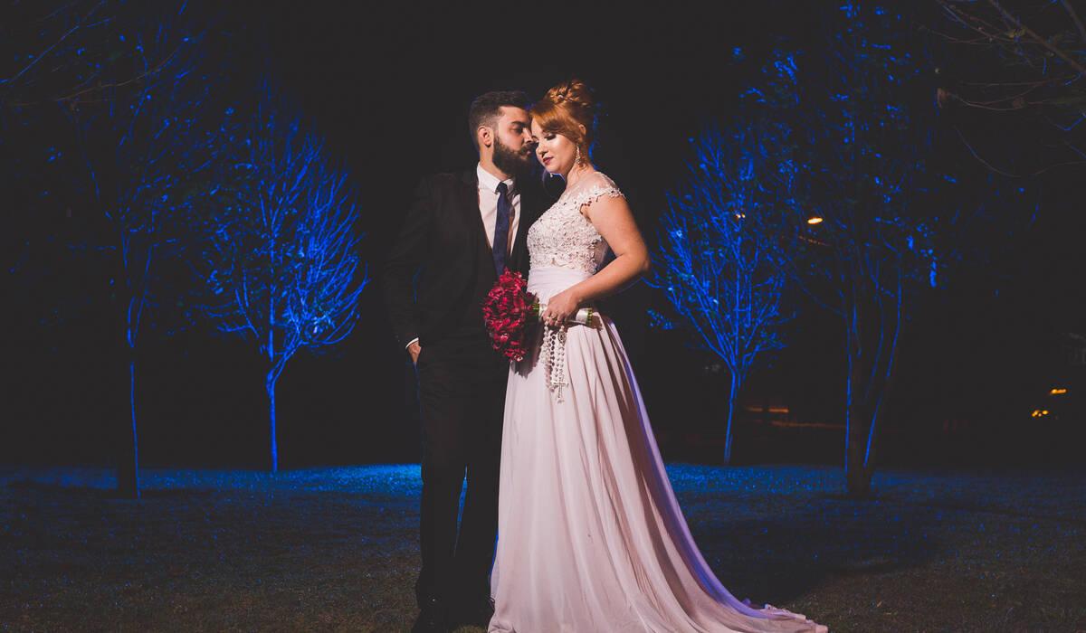 Casamento de Gaby e Leo