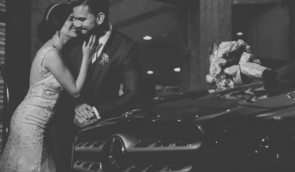 Casamento  de Moni & Alexandre