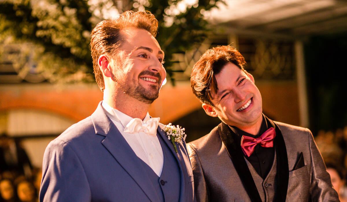Casamento  de Alencar & Fernando