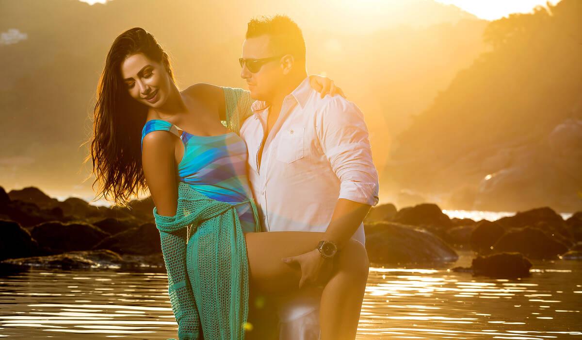 Ensaio Casal de Larissa & Raphael