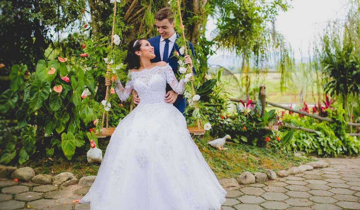Casamentos de Gabi e Jairo