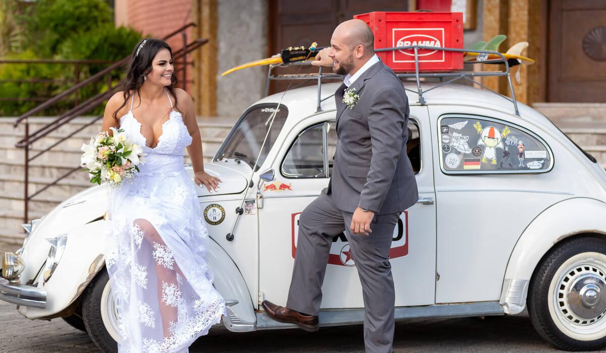 Casamento de Samanta e Maycon