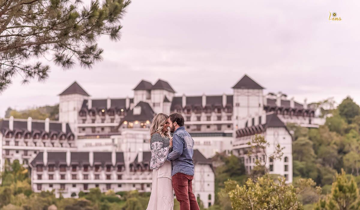 Ensaio Pré Wedding de Tamara e Lucas