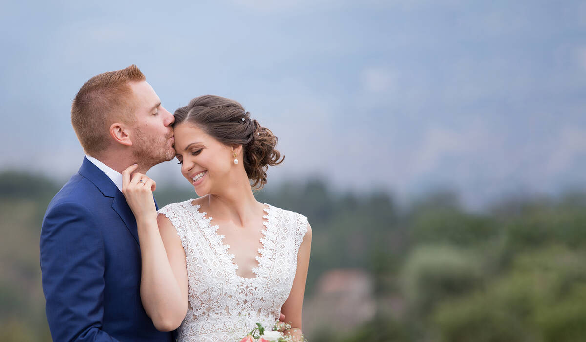 Casamento de Adriana e Dieter