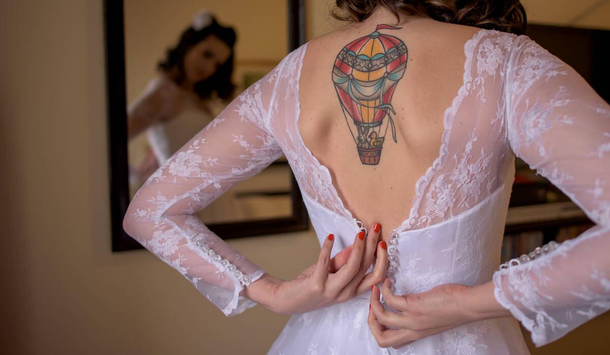 Casamento de Dani e Caldas